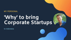 Corporate Startups in indonesia