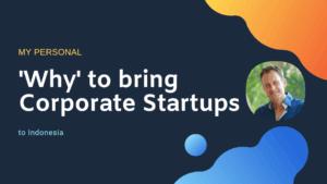 Corporate Startups in indonesia