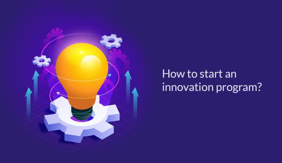 How to start innovation