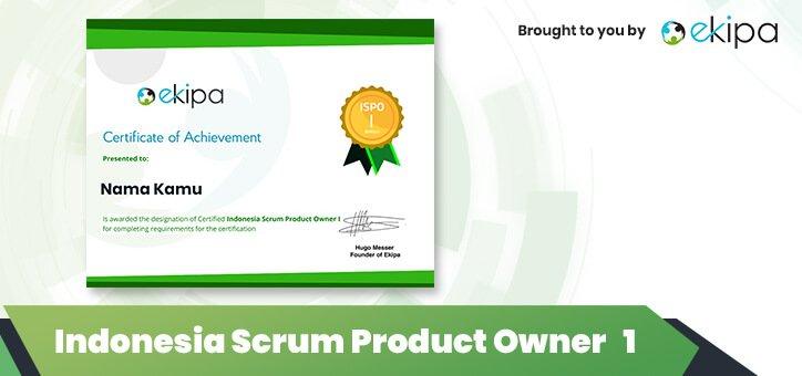 ISPO1 Certification