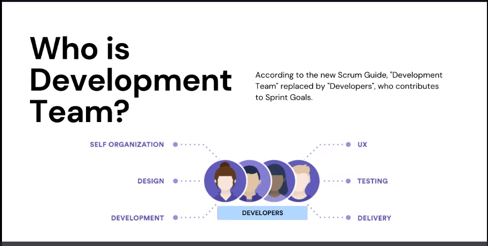 Siapa itu development team