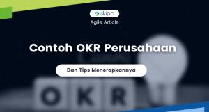 contoh OKR perusahaan