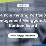 Portfolio Management dengan Kanban Board