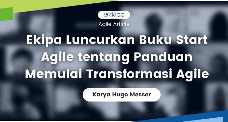 peluncuran buku start agile